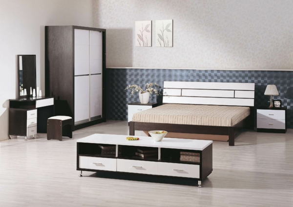 Schlafzimmer Ideen Gestaltung  retroschlafzimmerinspirationideen