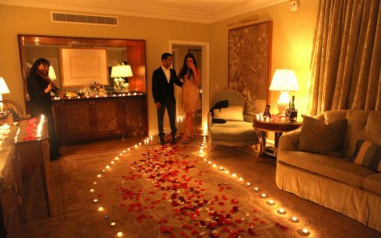 AuBergewohnlich Romantische Ideen Pünktlich Für Valentinstag!
