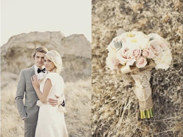 romantischeliebe inspiration -  braut und bräutigam