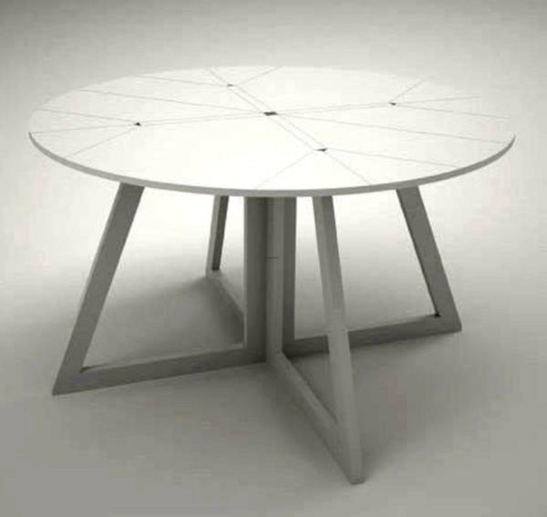 Runder Tisch - sehr auffälliges modell