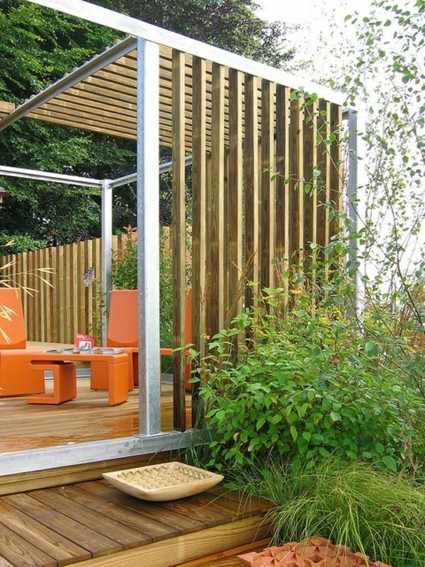 Schöne Gartenmöbel Schönen Garten Gestalten Garten Ideen  Garten
