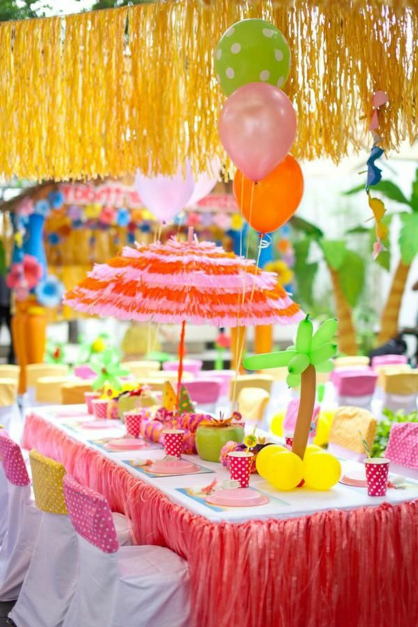 Small Kids Party Ideas