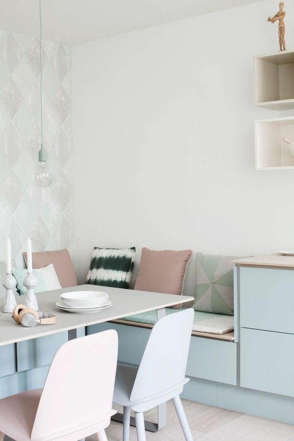 schönes-interior-design-ideen-sitzbank-holz-im-esszimmer