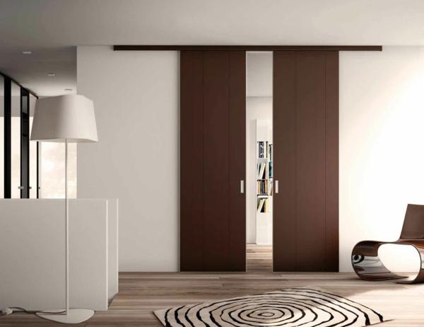 schicke--und-effektvolle-innentüren-holz-schiebetüren