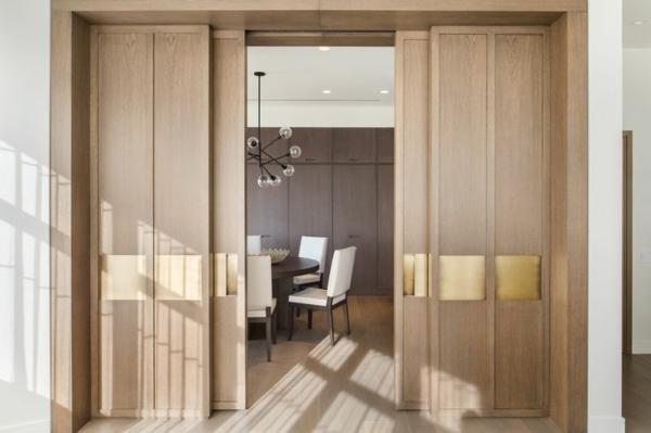 schiebetüren-holz-moderne-innentüren-holz-gleittüren--design-idee