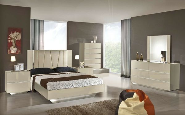 schlafzimmer inspiration farbe. Black Bedroom Furniture Sets. Home Design Ideas