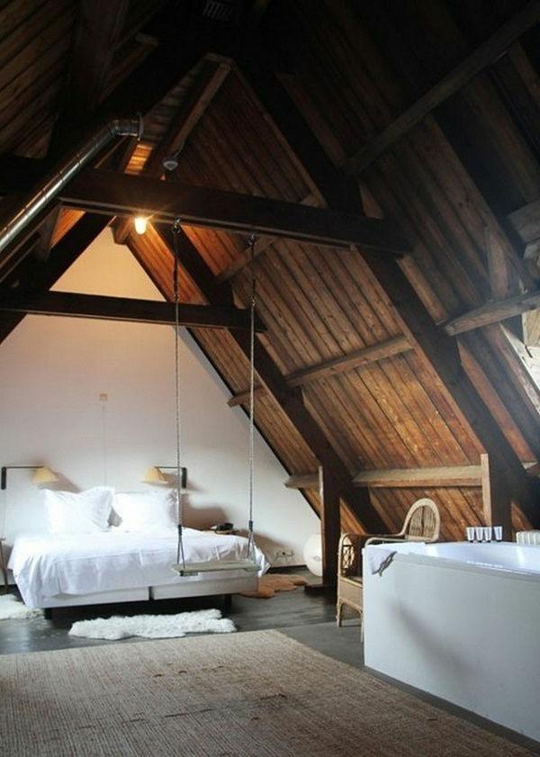 schlafzimmer-und_schaukel-aus-holz-wohnidee
