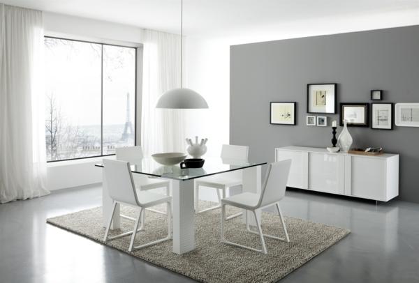sehr-elegantes-esszimmer-möbelset-esszimmerstühle-esszimmertisch-design-ideen