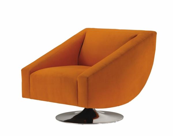 sessel-in-orange-komfortables-design-designer-sessel