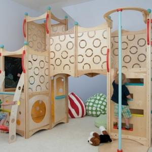 Indoorspielplatz - erstaunliche Ideen zur Inspiration!
