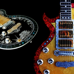Vintage Gitarren: 46 tolle Designs!