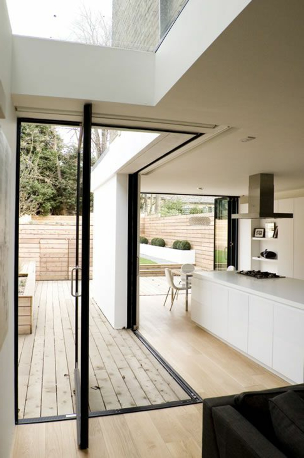 Super Moderne Und Elegante Glastüren