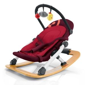 Babywippe - moderne Modelle mit vielen Extras!