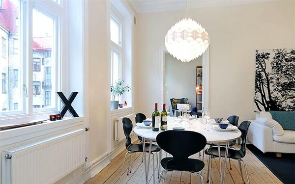 schwedisches Möbel - cooles modernes wohnzimmer