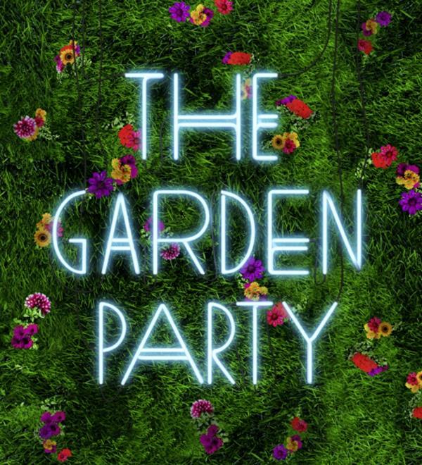Summer party in the garden decoration ideas pictorial tutorials