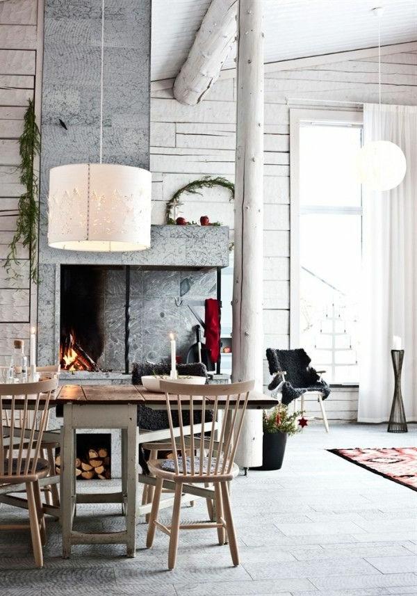 tolle-ambiente-coole-esszimmermöbel- einrichtungsideen-für-das-esszimmer