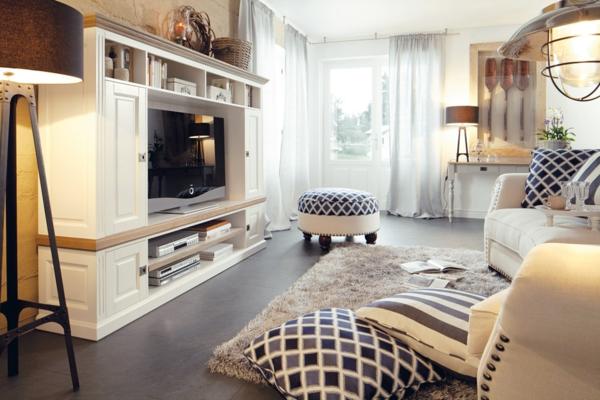 tolle-gestaltungsideen-für-die-wohnung-vintagemöbel-landhausstil