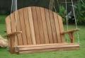 Holzschaukel für den Innen- und Außenbereich!