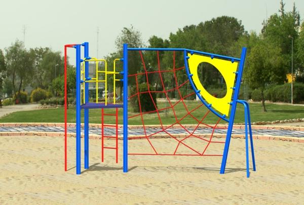 Spielgeräte im Garten - tolle Vorschläge! - Archzine.net