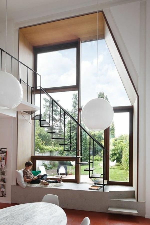 Luxus ferienwohnung wie in einem traum for Fenetre style loft