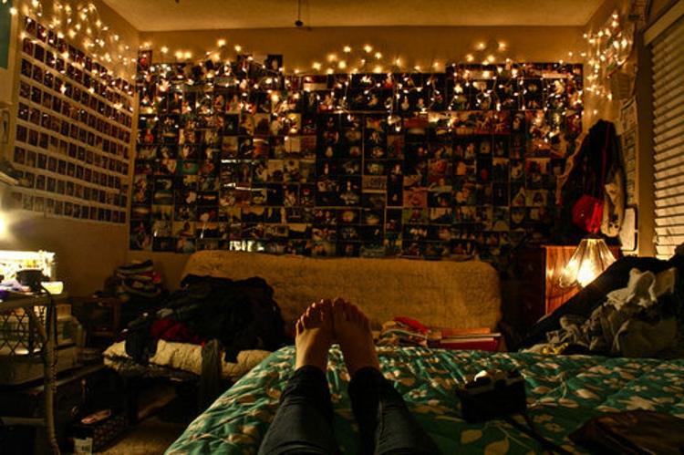 lichterkette die bezauberndsten ideen. Black Bedroom Furniture Sets. Home Design Ideas