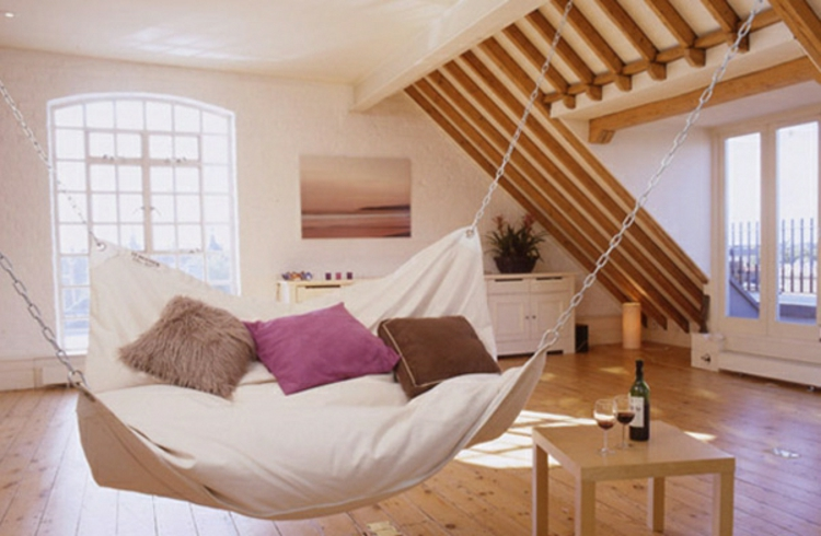 Indoor Schaukel - ideal für jedes Zuhause! - Archzine.net