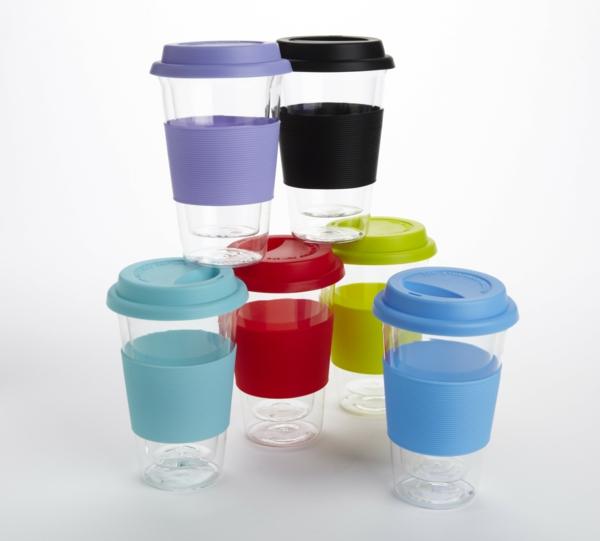 Teetassen aus glas einfach und genial for Bunte lampenschirme aus glas