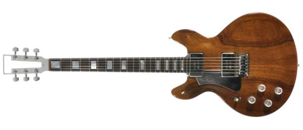 vintage-guitars-tolles-design-in-braun-und-weißer-hintergrund
