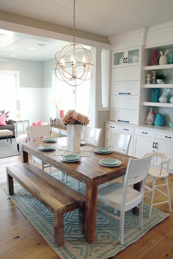 Kitchen Island And Dining Room Table