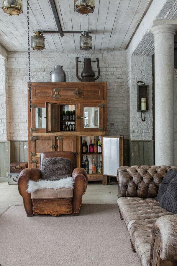 Einrichtungsideen wohnzimmer retro ~ Ihr Traumhaus Ideen