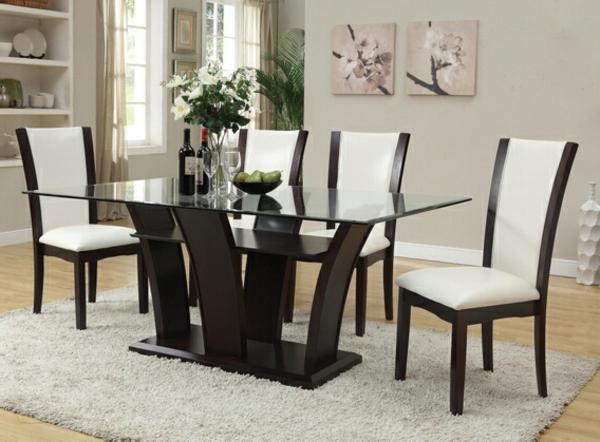 lederstuhl esszimmer tom die neuesten innenarchitekturideen. Black Bedroom Furniture Sets. Home Design Ideas