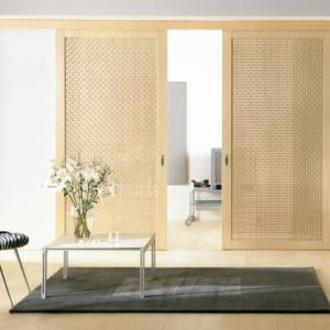 Schiebetüren aus Holz - eine tolle Option für den Wohnraum