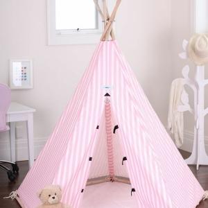Originelle Einrichtungsideen - Zelt im Hause!