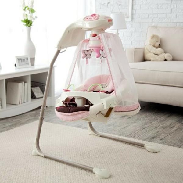 wunderbare-schaukel-für-den-innenbereich-super-tolle-wohnideen-babyschaukel