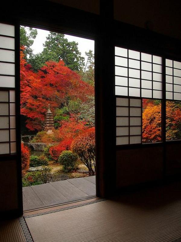 wunderschöne-japanische-schiebetüren