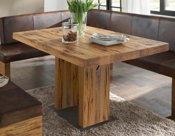 Vintage Esstisch Holz. Best Esstisch Holz Metall Large ...