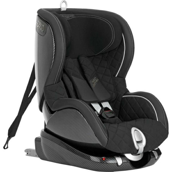Britax-Roemer-Auto-Kindersitz-TRIFIX-limitiertes-Sonderdesign-BLACK-EDITION-