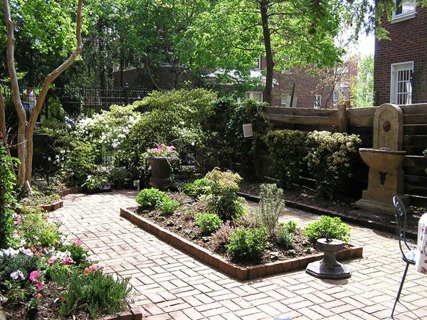 83 wunderschöne kleine Gärten! - Archzine.net