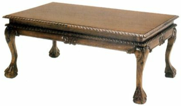 25 besonders auff llige vintage tische. Black Bedroom Furniture Sets. Home Design Ideas