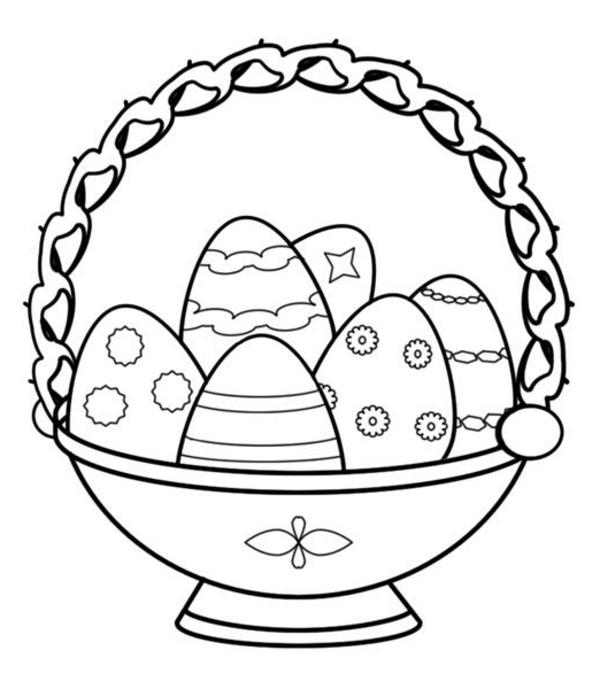 ausmalbilder-ostern-eier-im-korb