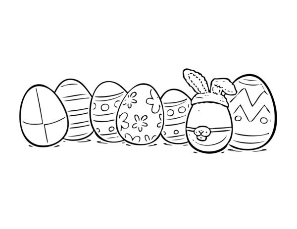 ausmalbilder-ostern-ganz-viele-eier
