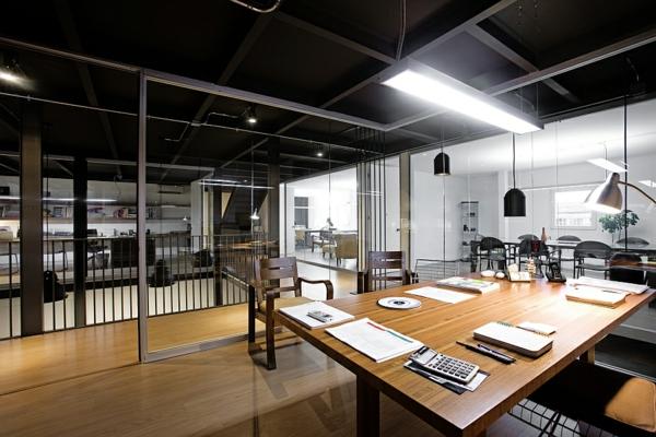 b roraum gestalten 52 coole ideen. Black Bedroom Furniture Sets. Home Design Ideas