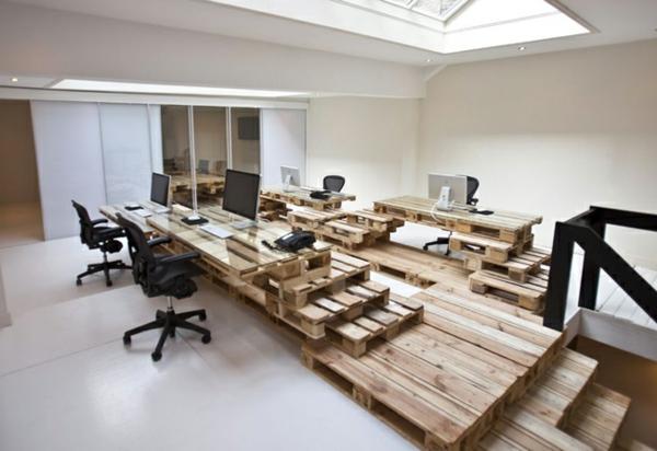 Büro design ideen  Büroraum gestalten: 52 coole Ideen! - Archzine.net