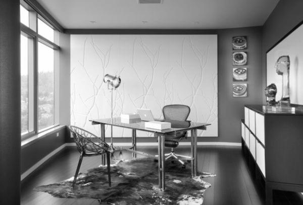 büroraum-gestalten-weiße-gestaltung-sehr-modern-aussehen