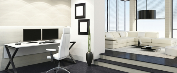 büroraum-gestalten-zimmer-in-weiß-gestaltet