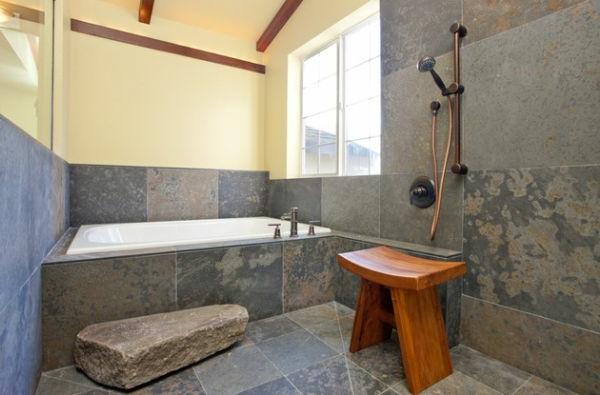Badezimmer Hocker Klassisches Japanisches Bad
