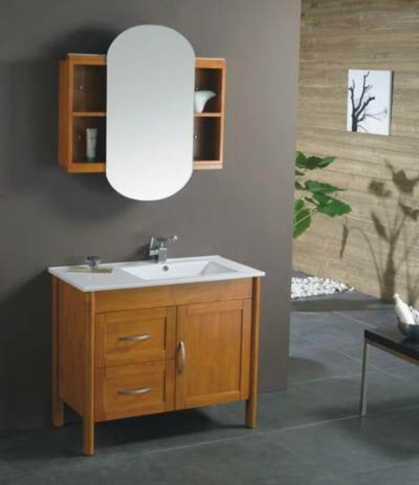 badmöbel-aus-holz-interessanter-spiegel