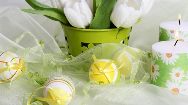 bastelideen-ostern-kreative-ideen-zum-selbermachen-schön-dekorierte-eier