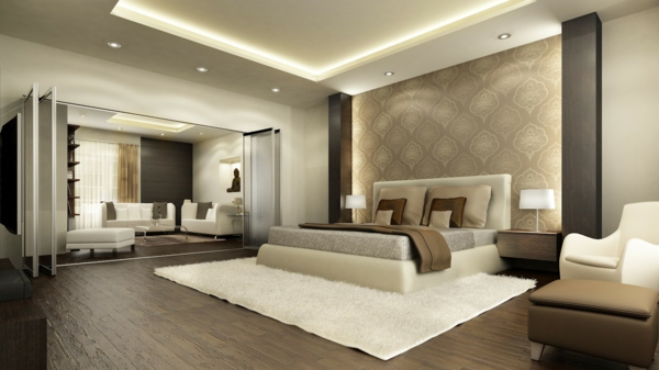 Bedroom Decor Beige