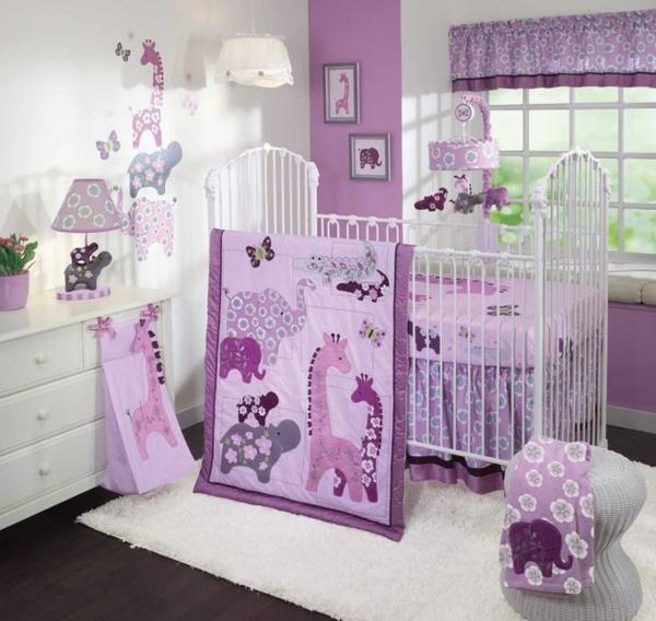 Baby Bettwäsche - 100 super schöne Beispiele! - Archzine.net